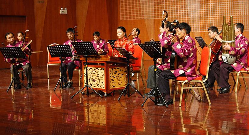 La prodigiosa música del sur de China