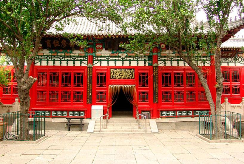 La Gran Mezquita, Tianjin