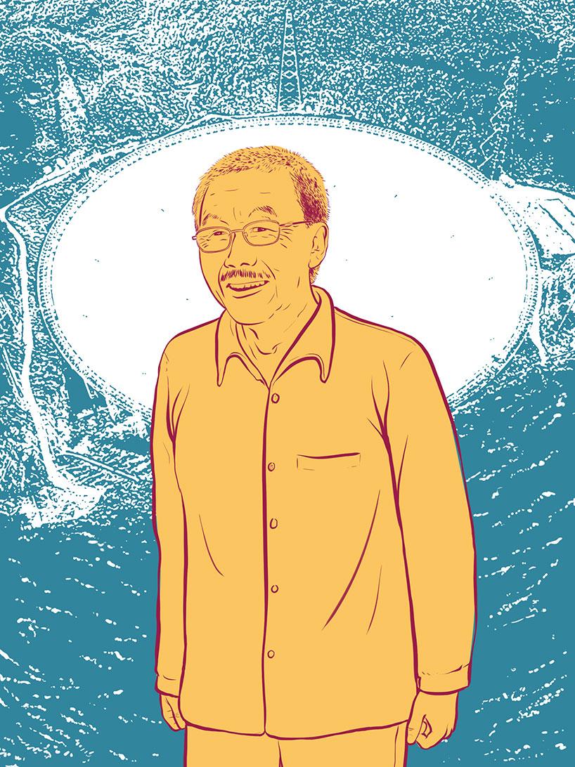 """Nan Rendong, el padre del """"Ojo del Cielo"""""""