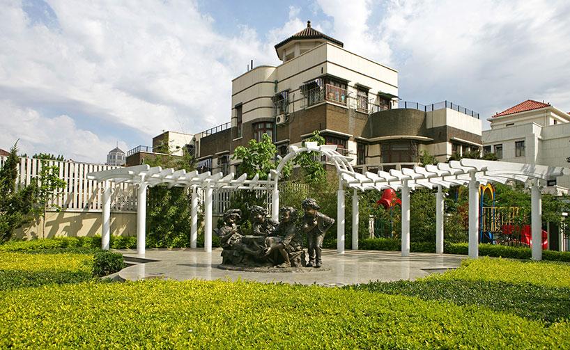 Cinco Avenidas de Tianjin