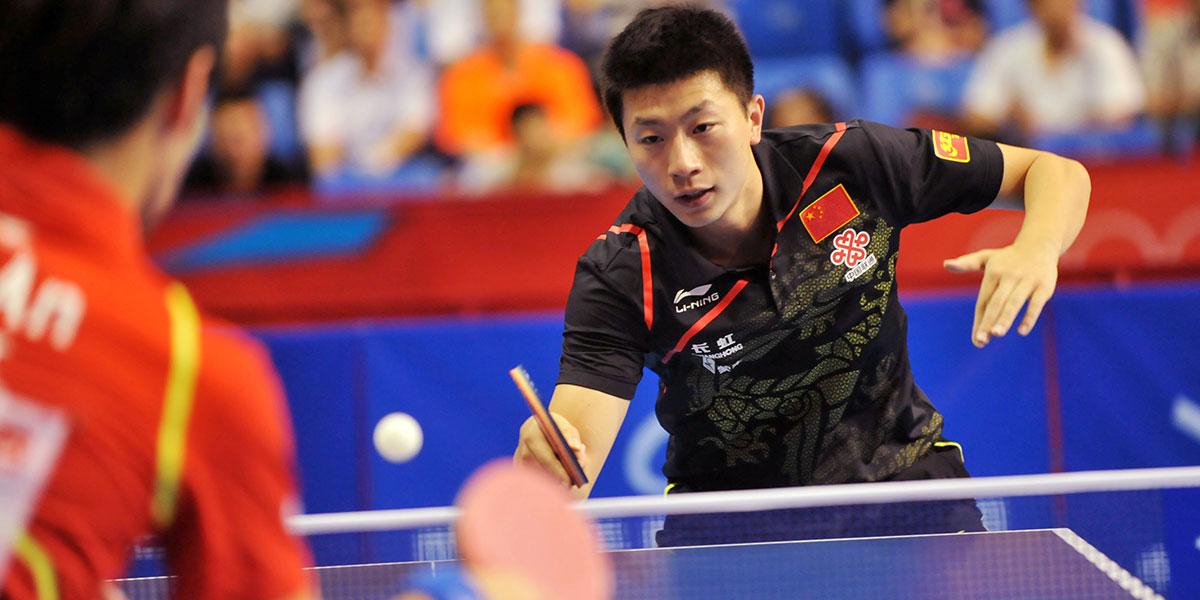 Tenis De Mesa Ping Pong Deporte Nacional Chino Confuciomag