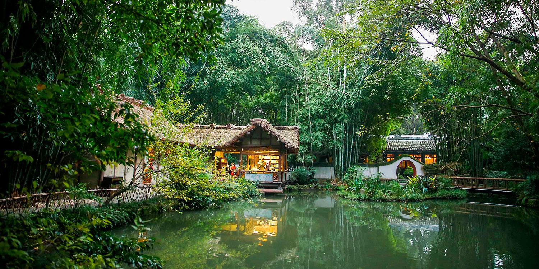 La Cabaña De Paja De Du Fu Un Santuario De La Cultura China