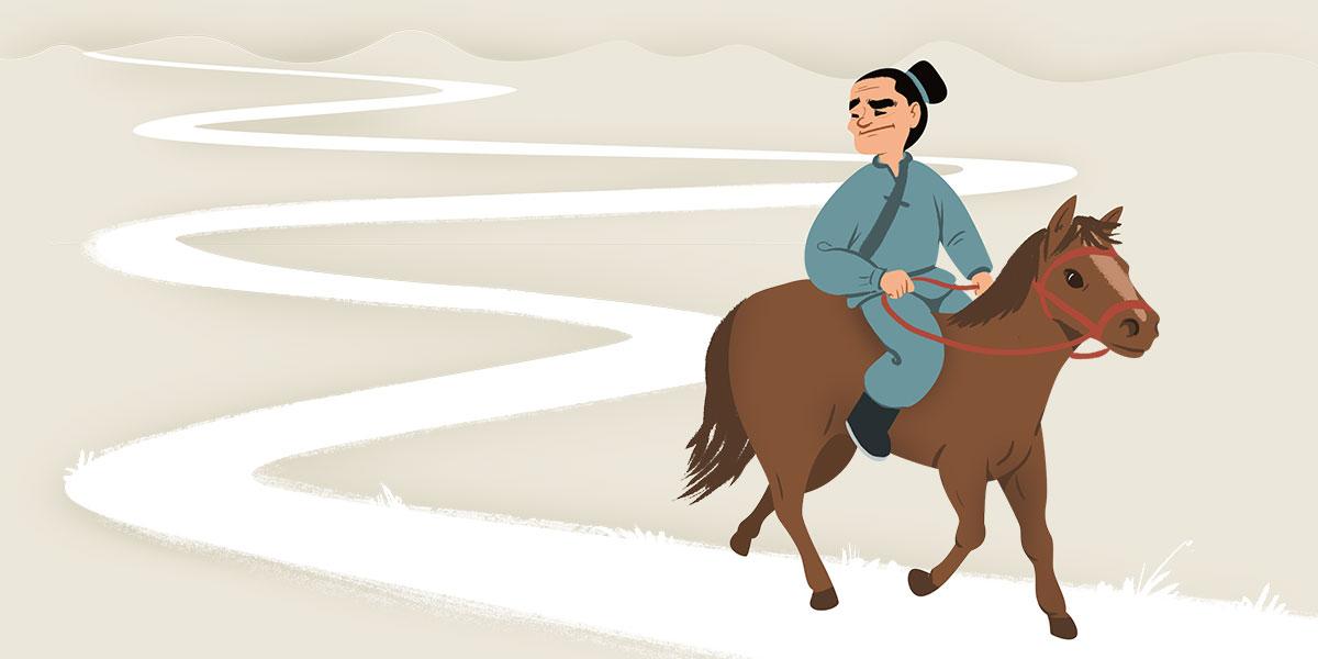 La distancia pone a prueba la resistencia del caballo, el tiempo revela el verdadero corazón de las personas