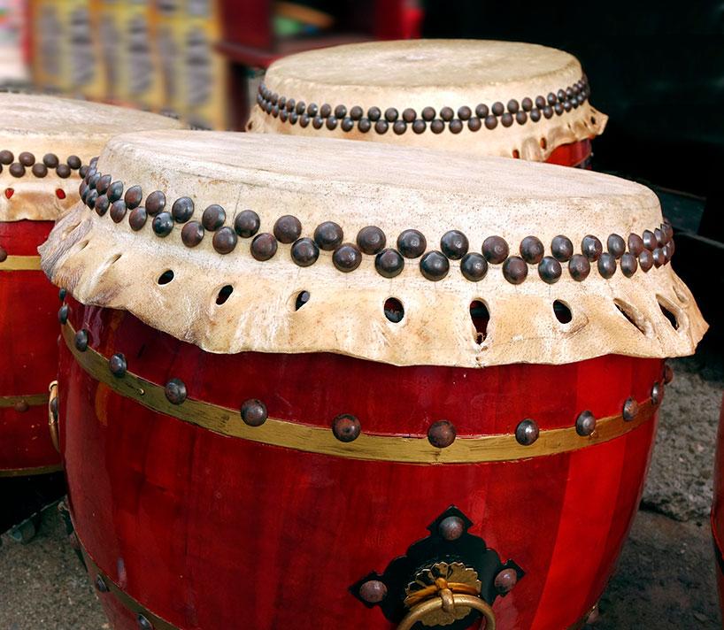 Tambores de Yanshi