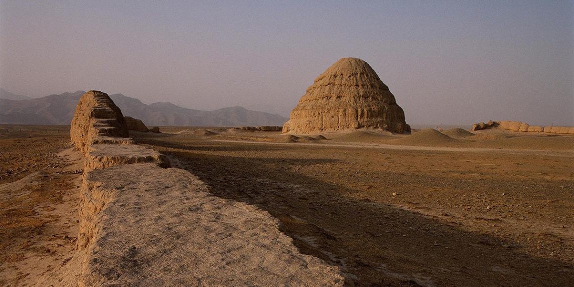 Las tumbas de la dinastía Xia Occidental