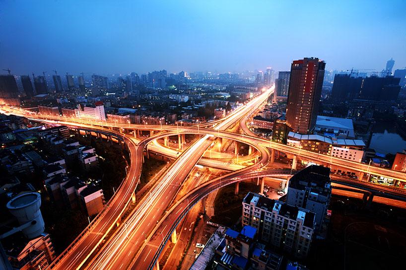 En Changsha late un corazón vanguardista.