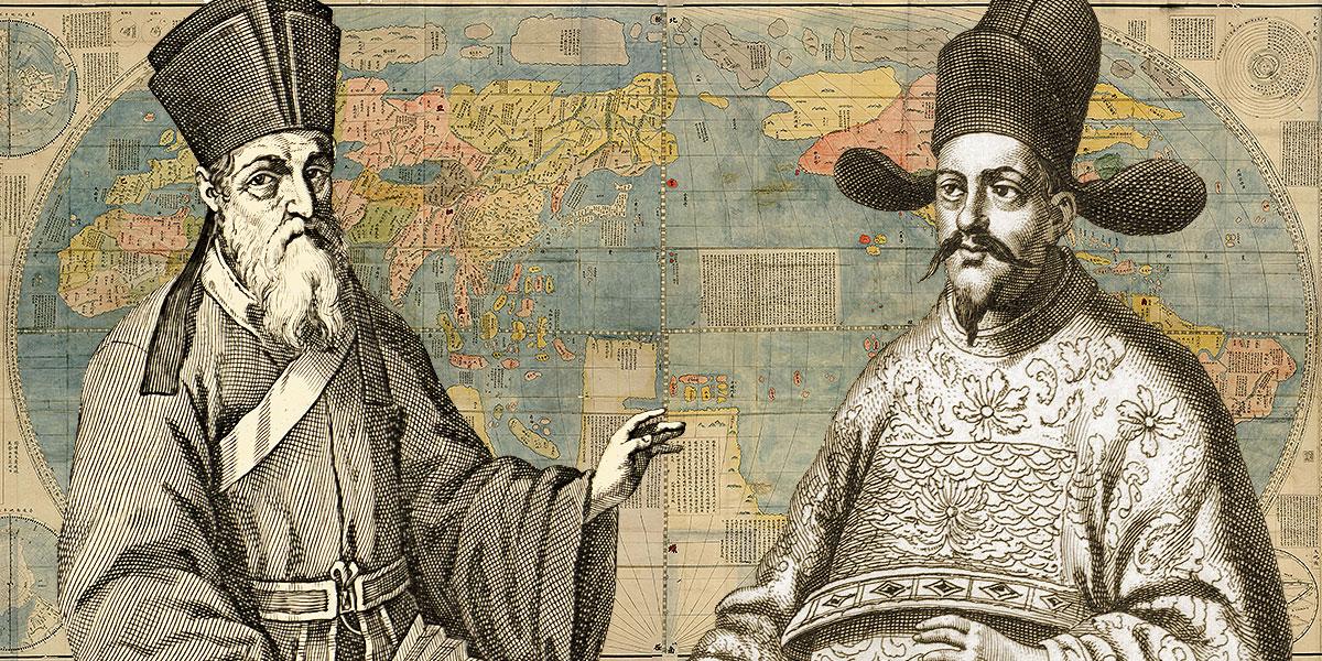 Matteo Ricci y Diego de Pantoja: Dos extranjeros en la Ciudad Prohibida