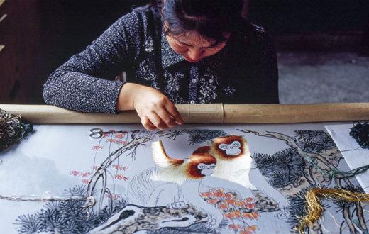 Bordado de Hunan