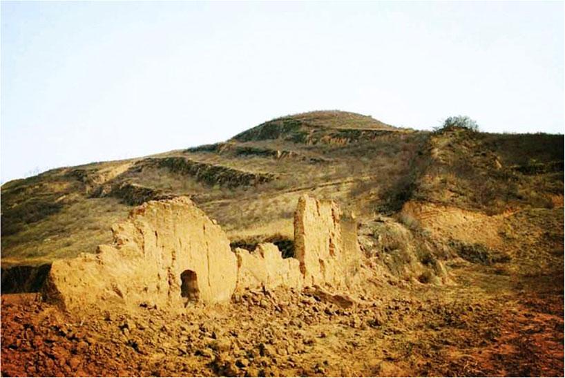 Gran Muralla de Ningxia
