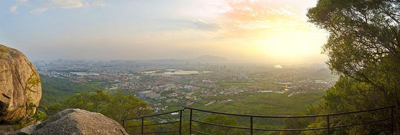 Montaña Qingyuan