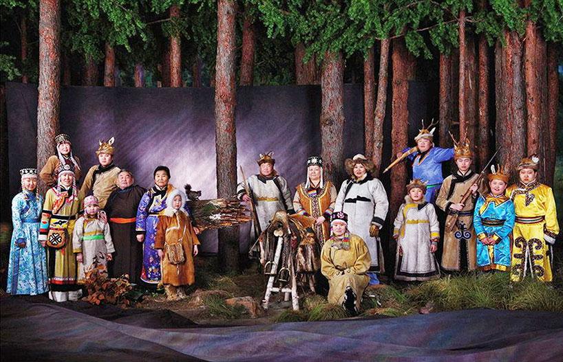 Grupo étnico oroqen