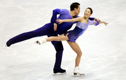 Shen Xue y Zhao Hongbo:
