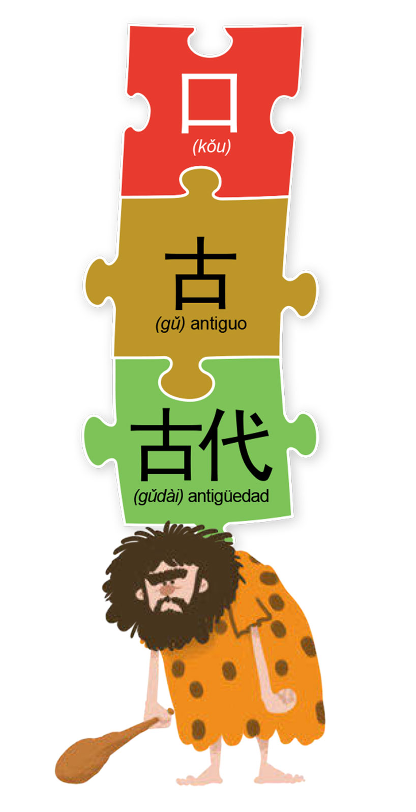 """古 """"Antiguo"""""""