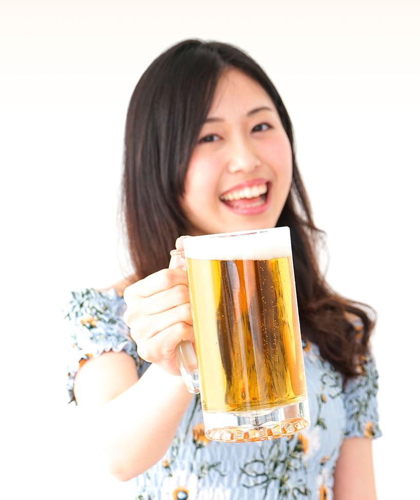 La aromática cerveza de Qingdao