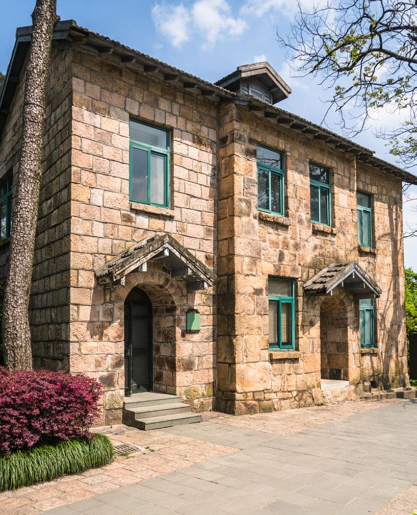 """La barriada de los """"ocho grandes pasos"""" de Qingdao"""
