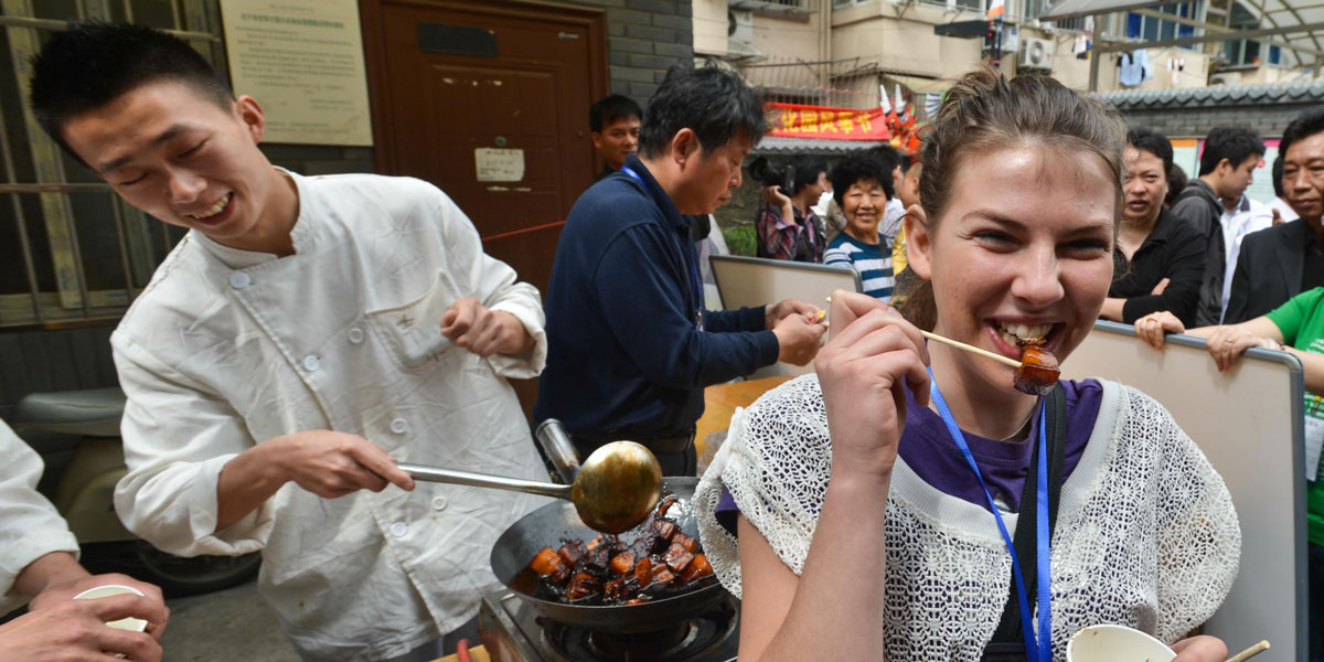 Gastronomía de Hangzhou