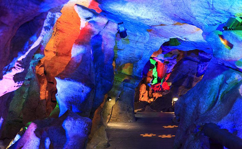 grutas de benxi